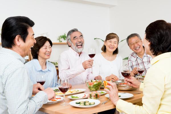 長寿国日本と義歯(入れ歯、デンチャーなど)