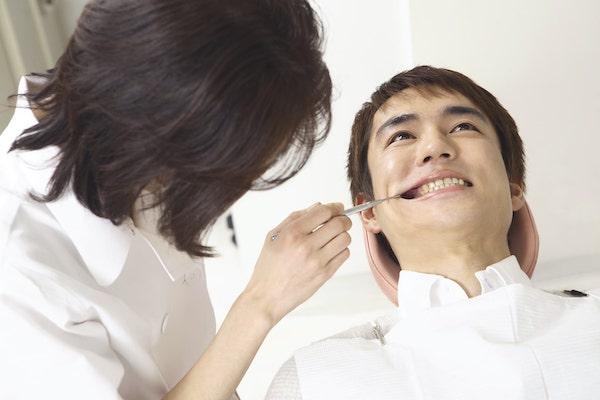 定期検診で歯医者さんに行っていますか?
